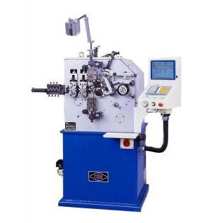 CNC Compression Coiling Machine - CS CNC-26