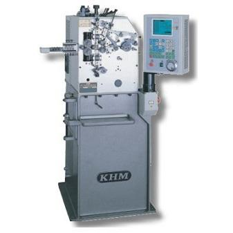 CNC Compression Coiling Machine - KHM CNC-8HS