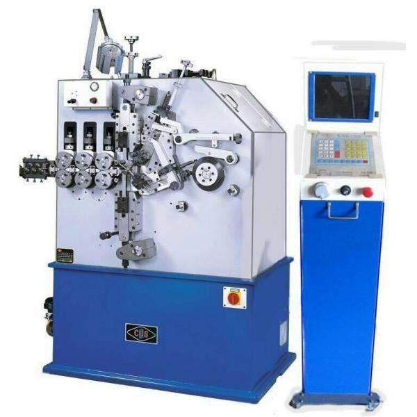 CNC Compression Coiling Machine - CS CNC-50