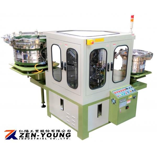 Long Self - Drilling / Tapping Screw &  Bonded / BAZ Umbrella Washer Assembly Machine - ZYL