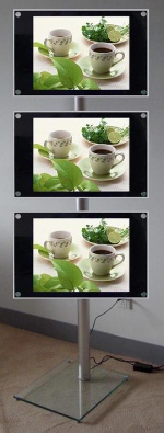 lcd media player,lcd media display,lcd video display - SH-SW01BF-L