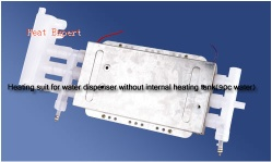 Heating suit for water dispenser without internal heating tank(100C water) - HE-BH-02