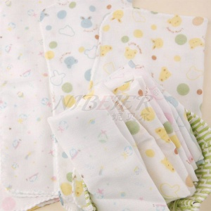 NEW Baby Gauze Handkerchief Washing Towel Bath Towel - 02