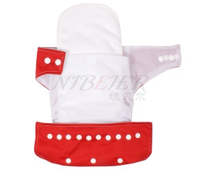 Washable Babyl and Baby Cloth Nappies - 05