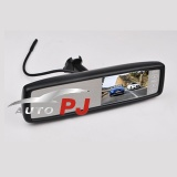 OEM-Style Car Rear View Mirror Monitor with 4.3 LCD Screen - TM-4318