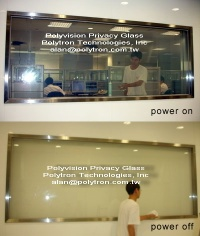 Polyvision Privacy™ Glass --Switchable Privacy Glass - Polyvision Privacy™