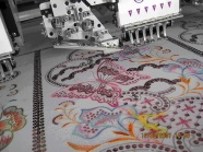 Embroidery machine - RPH