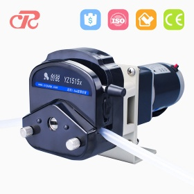DC Peristaltic Pump - No.3