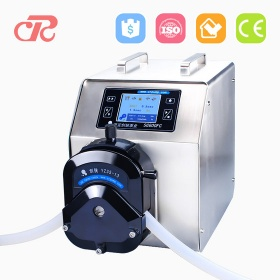 Glycerin Filling Peristaltic Pump - NO.5