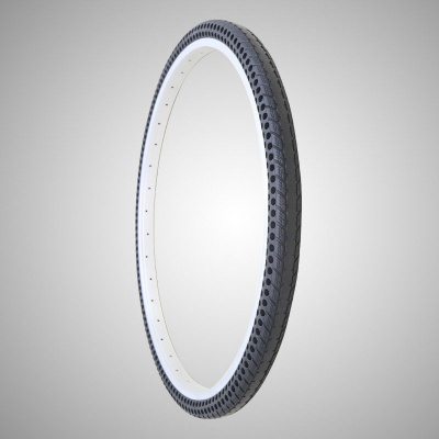 26*1.5 Inch Air Free Solid Tire for Bicycle - Nedong2615