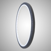 24*1.5 Inch Air Free Solid Tire for Bicycle4 - Nedong2415