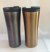 double wall stainless steel thermo mug - CM1