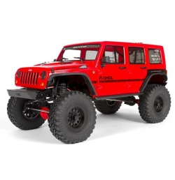 Axial SCX10 II 2017 Jeep Wrangler CRC Edition RTR 4WD Rock Crawler - Medanelectronic