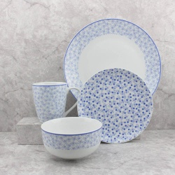 16pcs dinnerware set ODM - 16pcs-001