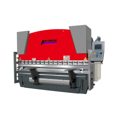 Hydraulic CNC Press Brake WF67K 80Ton 2200 With DA41/Small cnc Hydraulic Press Brake Made In China - WF67K 80Ton 2200