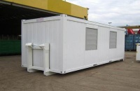 Folding Office Container for Construction Site - foc001