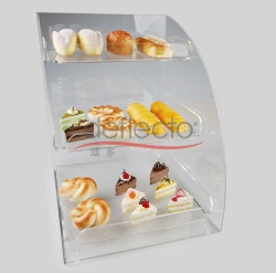 Deflect-o Acrylic Dessert Holder,406x450x500(mm) - TM1508124