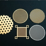 Stainless steel perforated sheet, metal perforated sheet, stamped sheet - perforated sheet