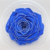 Grade a Real Touch Wedding Flowers with Glitter Colors - NTN9R001