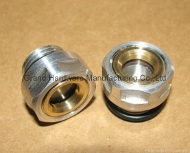 Aluminum Oil Sight Glass - 654613213