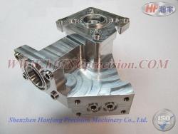 Customized CNC precision machining milling parts according to drawings - OEM