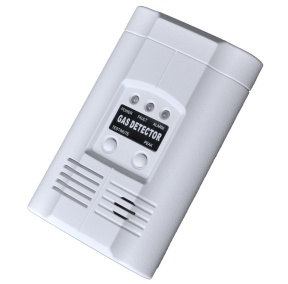 DC Powered Wire-In Combustible Gas Detector - 543