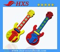 Fashion Designed  Guitar Toy Music Instrument Sound Module - HXS-0007