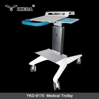 medical cart /medical trolley with factory price - YKD-9170