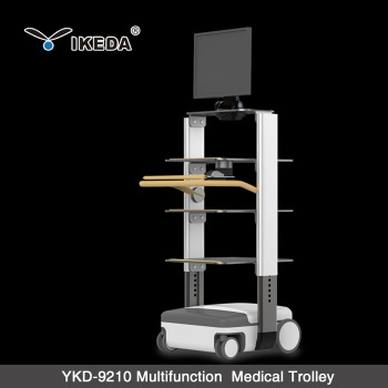 Newest High-Quality Hospital Mobile Medical Trolley - ykd-9210