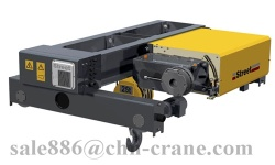 Electric chain hoist with manual trolley Manufacturer - KF12-4109ES