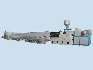 PVC water supply/drainage pipe extrusion line - PVC pipe machine