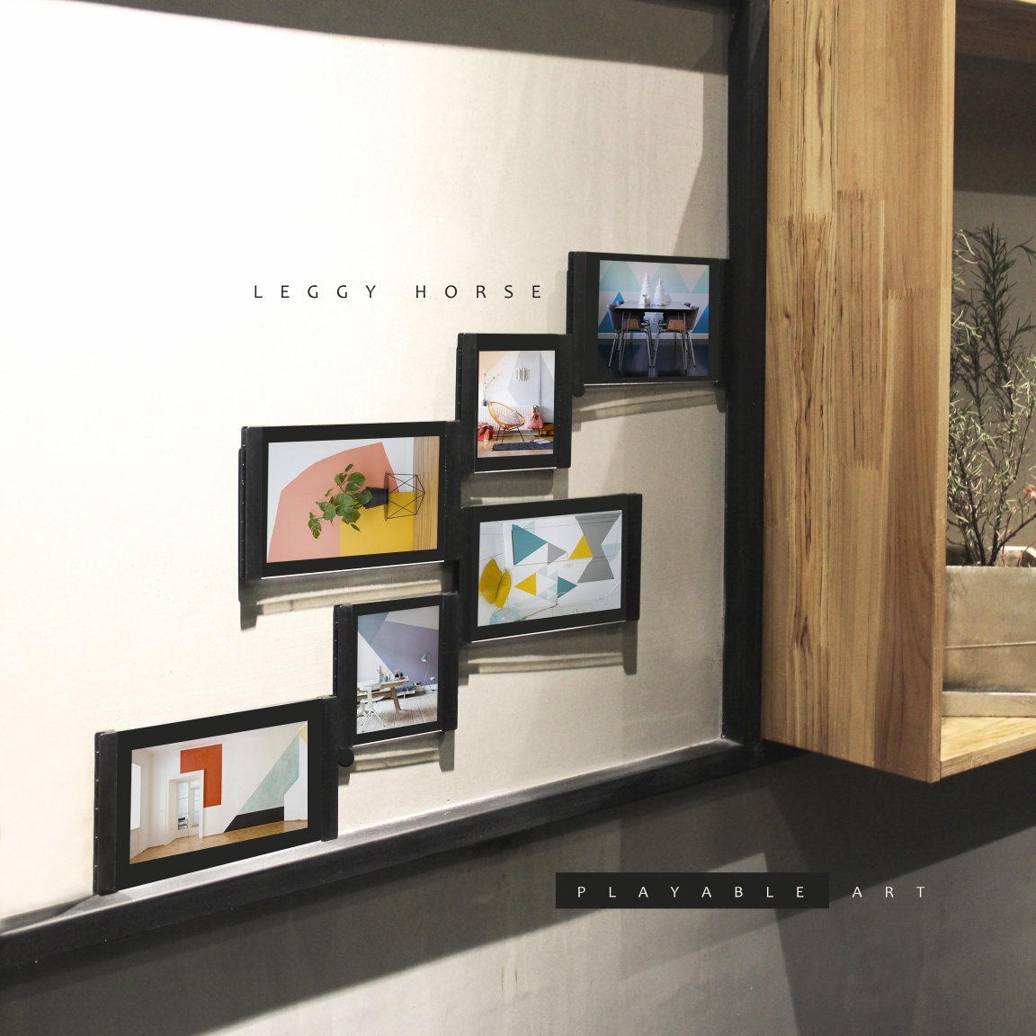 patent innovative picture frame - LH01
