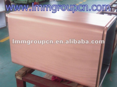 copper mould tubes & plates - LMM GROUP