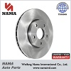 Car Parts Disc Brake Rotor Vented & Front - Disc Brake Rotors
