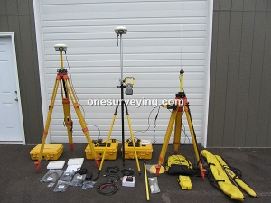 Trimble R8 Model 3 GNSS Base Rover Kit - Trimble R8 Model 3