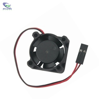 12V Ball Bearing Small Brushless DC Cooling Fan with 25x25x10mm - ZY-2510