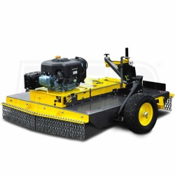 Acreage (44) 13HP Tow-Behind Rough Cut Mower w/ Electric Start - Tow Behind Mowers