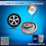 silicone rubber for tire mold making - silicone rubber