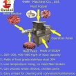 Chicken deboning machine - TLY300
