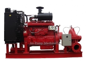Large Capacity Fire Pump Exporter for sale - Large Capacity Fire