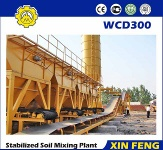 trader and supplier stabilized soil batching plant with cost-effective - concrete mixer