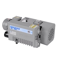 Single stage rotary vane vacuum pump - RH0040