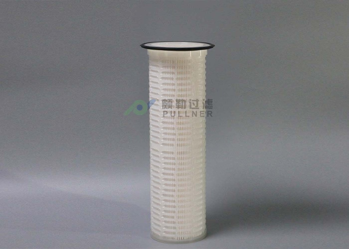 Filter Bag PP Pleated High Flow Filter Cartridge RO Pre - Filtration OD 152mm - PHBG