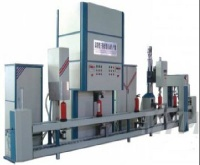 Automatic Fire Extinguisher Powder Filling Production Line - Powder Filling Line