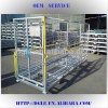 3 m gridding folding logistics trolley - GH-LT-05