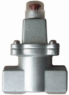 Gas Detector with Shut-off Solenoid Valve - JL1113