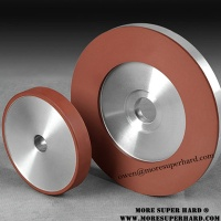 Resin diamond grinding wheel for glass, carbide tools - grinding wheel