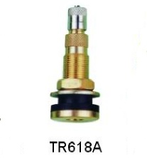 Air Liquid & large bore tubeless tire valve TR618A - TR618A