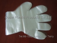 Disposable PE Gloves - Oudei-001