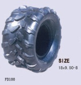 high quality ATV tire - FD100